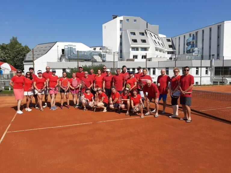 20. turnir mješovitih parova tenisačica i tenisača rekreativaca